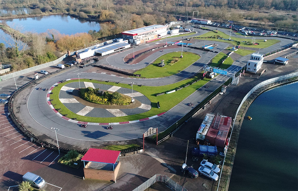 Outdoor Go Karting - Rye House Speedway